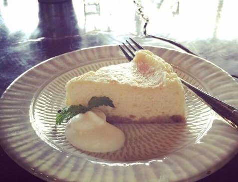 B&B潮風 オミシマコーヒー ケーキ